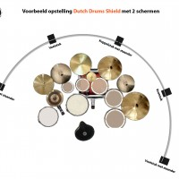 drumscherm-voorbeel-opstelling-2schermen